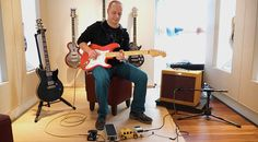 One way to sound like ... Mark Knopfer -->t.blog by Thomann #music
