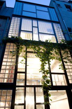 Aude Borromee Weygand Badani Architectes Vertical House