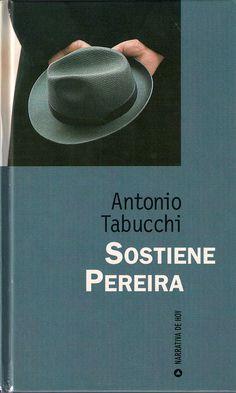 Sostiene Pereira es una novela (y una película protagonizada por Marcello…