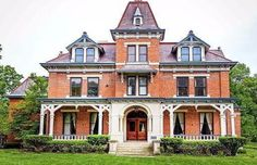 Second Empire | Property Style | Old Houses For Sale and Historic Real Estate Listings