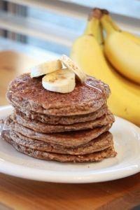 Banana Bread Eggcakes: whole life challenge Rx level; Paleo; Gluten free