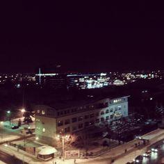#gdansk #oliwa #view #night