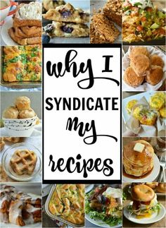 Sharing can be great for your site and your traffic. Here& why I syndicate my recipes (plus a whole bunch of delicious breakfast food). Meatloaf Sandwich, Best Meatloaf, My Recipes, Bread Recipes, Migas Recipe, Delicious Breakfast Recipes, Best Comfort Food, Most Popular Recipes, Apple Butter
