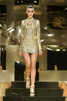 Versace Atelier Fall 2012 Couture Collection