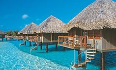 Bora Bora vacations from Tahiti experts. Choose your Bora Bora vacation from our selection or popular itineraries or request a customized quote for your next vacation to Bora Bora and Tahiti Islands. Our travel experts will help your design your ideal Dream Vacation Spots, Vacation Places, Dream Vacations, Vacation Ideas, Tahiti Vacations, Top Vacations, Beautiful Vacation Spots, Jamaica Vacation, Italy Vacation