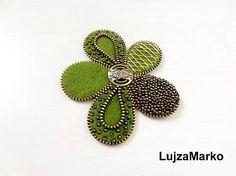 LujzaMarko / Zelený kvet