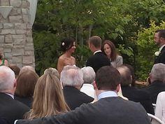 Deanna's Butterfly house wedding.