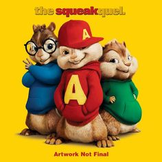 Various - Alvin and The Chipmunks: The Squeakquel
