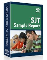 Sample Situational Judgment Test (SJT) report