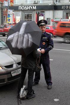 (via Piccsy :: Fuck The Rain Umbrella)