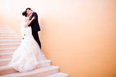 Fairmont Mayakoba Mexico Destination Wedding. Elegant, classic destination wedding style.