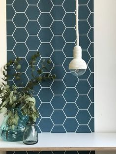 Honeycomb walls. For more, visit houseandleisure.co.za