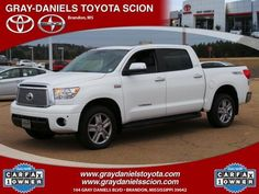 2013 Toyota Tundra, 35,680 miles, $41,300.
