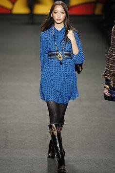 Sfilate Anna Sui Collezioni Autunno-Inverno 06-07 - Sfilate New York - Moda Donna - Style.it
