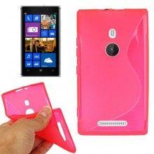 Capa Lumia 925 - Sline Fúcsia 4,99 €
