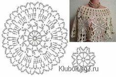 Stitch crochet pattern chal