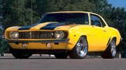 Be sure to check out this 1969 Pro Touring 1969 Chevrolet Camaro owned by Kyle Busch. Read how Busch found this classic.