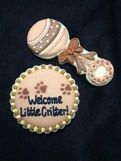 Little Critter | Cookie Connection     Kims Kookies