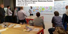 The Wheel of Progress® Masterclass-Termin in Frankfurt/Main und Köln Master Class, Frankfurt, Maine, Learning, Teaching, Education, Studying