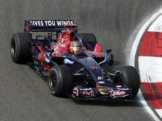 2007 Toro Rosso STR2 - Ferrari (Vitantonio Liuzzi)