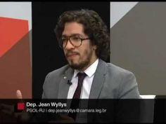Jean Wyllys (PSOL/RJ) - Regulamentação da Maconha - Palavra Aberta / TV ...