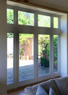 Enduringly beautiful windows and doors for sale throughout Essex, Suffolk, Norfolk and Cambridgeshire. First class installation. House Windows, Windows And Doors, French Doors, Family Room, Room Ideas, Beautiful, Home Windows, Family Rooms, Living Room