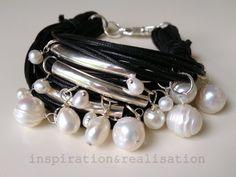 inspiration and realisation: DIY fashion blog: DIY: the bracelet for my mom
