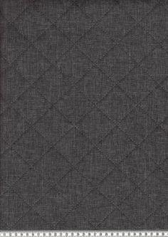 Stepper Moskau ist bereits mit Volumenvlies unterfüttert und lässt sich wunderbar verarbeiten. Durch die melierte Ausführung und die rautenförmige Absteppung kommt ein interessantes Farbspiel in den hochwertigen Stoff. Der nach Öko-Tex Standard 100 zertifizierte Stoff liegt 150 cm breit.