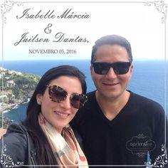 Hoje é o grande dia para o lindo casal Isabelle Márcia e Jailson Dantas, Que este amor que os uniu permaneça para sempre em seus corações. Sejam muito felizes! A aprimore se orgulha de fazer parte desse momento mágico do lindo casal!!#aprimoreeletro #listadecasamento#vestiramesa#luxo #love