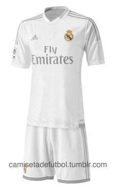 camisetas real madrid 2016