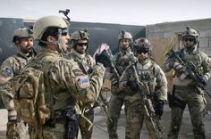 Washington Policy Leaves Special Forces Soldiers Flapping in the Breeze in Marjah, Afghanistan