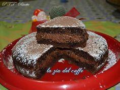 Torta al cacao con mousse al cioccolato   Ricetta