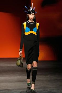 Prada Spring 2014 Ready-to-Wear Fashion Show: Complete Collection - Style.com