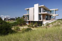 Oceanfront Residence by Stelle Architects