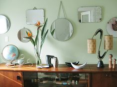 I've started a collection of these mirrors- love them!