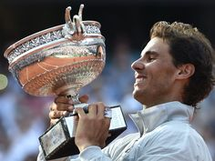 French Open final 2014: It's five in a row now for Rafael Nadal, still king of France...