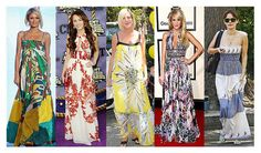Maxi Dresses, similar to these shown are on sale now at Fashion Bug for $18.00! Sizes 14 and up. Limited time only!