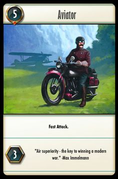 Aviator Card Games, Aviation, Past, Battle, Tower, Community, Cards, Draw, Past Tense