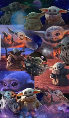 Yoda Pictures, Yoda Images, Star Wars Pictures, Star Wars Images, Star Wars Fan Art, Star Trek, Star Wars Baby, Cute Disney Wallpaper, Cute Cartoon Wallpapers