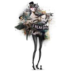 the freakshow., created by kierstentay0