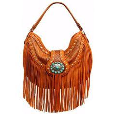 #Stylish #fringe #bag