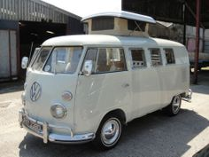 VW Volkswagen T2 Splitscreen Classic Camper van 1966(D) Beautiful, very useable. | eBay