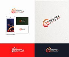 Diesel truck and general automative Logo Design by novita007
