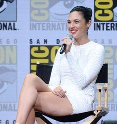 Gal Gadot at Comic Con, San Diego (22 July, 2017)