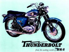 Kauai Vacation Rentals and Real Estate British Motorcycles, Old Motorcycles, Classic Bikes, Classic Cars, Kauai Vacation Rentals, Bsa Motorcycle, T Bolt, Bike Poster, Vintage Cycles