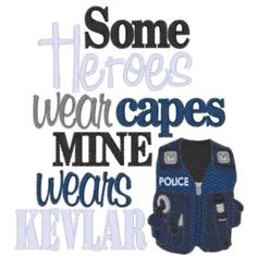 Thank the Lord for heroes who don't serve for recognition, because it is so few and far between. And thank the Lord for Kevlar! My wife-to-be wears kevlar. Cop Wife, Police Officer Wife, Police Wife Life, Police Girlfriend, Military Wife, Sirens, Police Love, My Cop, Leo Love
