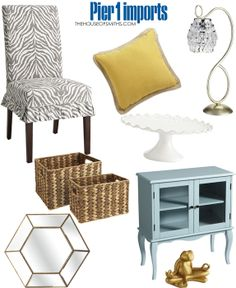 Wrapping Up My Holiday Shopping List - Great Friend Gift Ideas #pier1imports