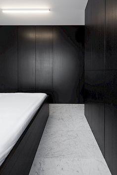 Interior Design Kitchen, Modern Bedroom, London, Architecture, Bed Room, Cabinets, Studios, Sleep, Interiors