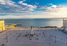 https://flic.kr/p/pMGL4p | Commerce Square, Lisbon | Commerce Square, Lisboa Praça do Comércio, Lisboa