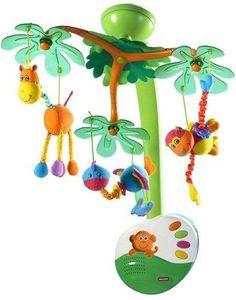 Tiny Love Sweet Island Dreams Mobile, Multicolor